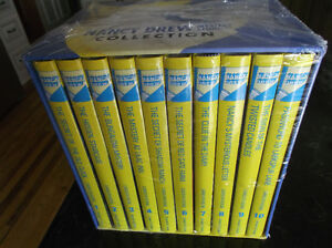 Brand New Sealed Nancy Drew Hardcover 10 Volume Boxed Set