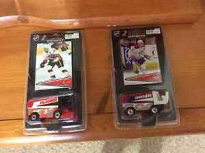 TWO ZAMBONI FIGURES $10.00 FOR BOTH