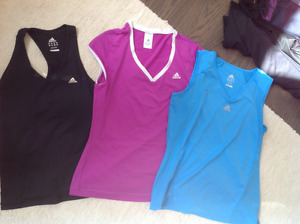 Great Lot of Adidas and Nike Workout Clothes Large and XL