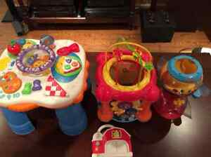 LOT 1 multiples baby toys