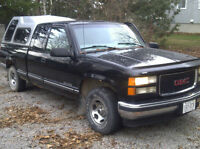 1999 GMC C/K 1500 Pickup Truck - Runs Great