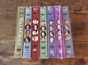 Will & Grace DVD box sets London Ontario image 1
