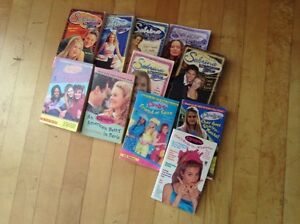 sabrina and clueless books