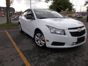 2012 Chevrolet Cruze LT Sedan! Mint Condition! Certified!
