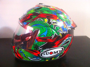 soumy motorcycle helmet