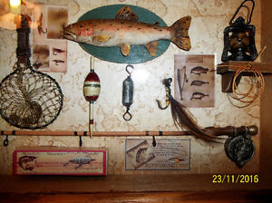 Perfect gifts for the fishing enthusiast $20 each or both $30 Kitchener / Waterloo Kitchener Area image 5