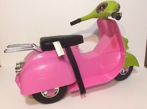 Our Generation Doll Scooter- Fits American Girl Dolls