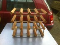 Wine Rack 3x4