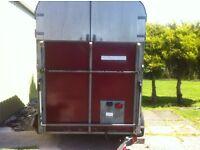 Ifor williams horsebox trailer spares/repairs