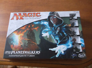 Magic the gathering- arena of the planes walkers   NEW
