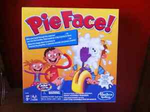 Pie Face! Game - Never Used
