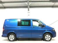 2014 VW VOLKSWAGEN TRANSPORTER HIGHLINE 2.0TDI 140PS SWB T30 2.0 T5.1 1 OWNER
