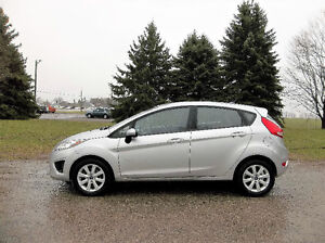 2013 Ford Fiesta SE- Hatchback. 73K & 4 BRAND NEW TIRES!!  $8950