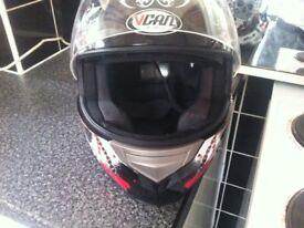 VCAN 'Soul Reaper' Road Legal Helmet