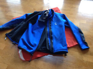 Sierra Design X-country Ski Jacket & Vest As New