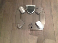 BRAND-NEW Glass Body Scale!!!!!