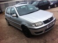 Volkswagen polo auto cheap 395 no offers