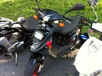 2006 PGO scooter (big max)