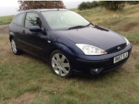 Ford Focus 1.8TDCi with years mot