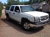 03 chevy Avalanche