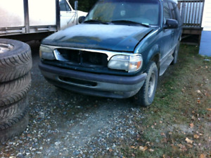 96 ford explorer parts or whole