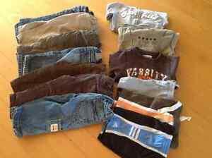 Lot de vêtements garçon 2 ans