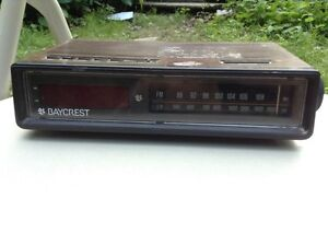 Baycrest Old Style Alarm Clock