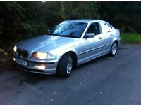 BMW 323 E46 Leather Mot Jan 17 Manual 325 328