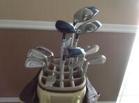 Kit de bâtons de golf