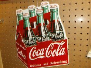 new tin coke sign