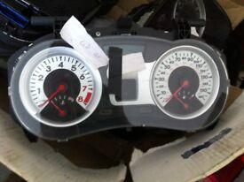 Clio sport gt clocks