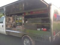 2003 ford 350 catering truck