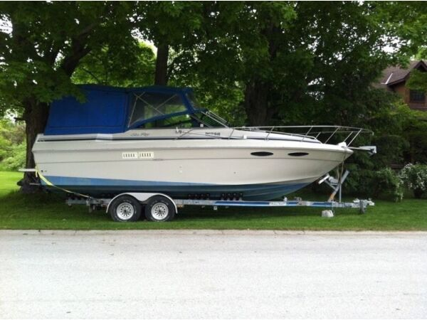 Used 1988 Sea Ray Boats Amberjack 270
