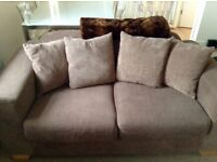 £ 40 only for TWO X 2 seater sofas