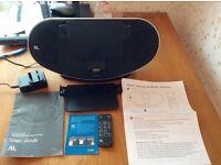 iPad 1/2 charging/speaker docking station