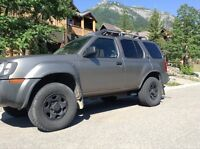 2003 Nissan Xterra SUV, 4x4 reduced to $5500
