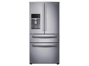 Samsung fridge stainless steel appliances