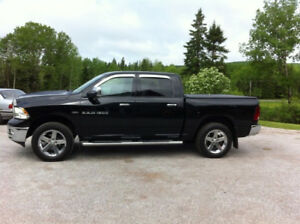 2012 Dodge Power Ram 1500 Big Horn CREW!! PRICE DROP!!!!!!!