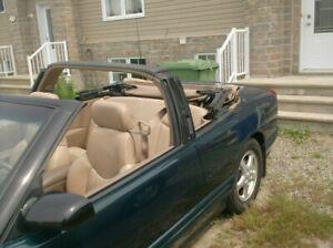 oldsmobile cutlass supreme décapotable 1995