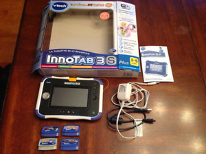 Tablette éducative VTECH Innotab 3