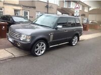 Range Rover Land Rover TD6 SE diesel fully loaded