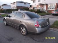2005 Nissan Altima 2.5 S Sedan ( Safety and Emission Ready )