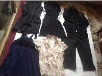 Whole sale ladies clothes Used around 300 items per item 50p whole sale