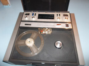 RCA Victor Reel to reel tape recorder