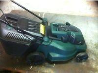 Webb lawn mower