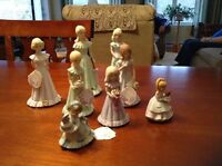 Birthday Girl Figurines