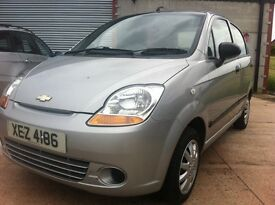 2009 chevrolet matiz **1 owner only 43000 miles**