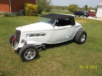 1934 FORD HIGHBOY ROADSTER