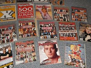 THE ROLLING STONE MAGAZINE COLLECTION
