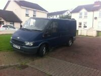 2003 ford transit van £450 Ono call or text 0773 337 7781